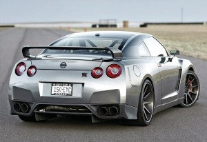2010 Nissan GT-R Switzer R850 (P800 GTR)