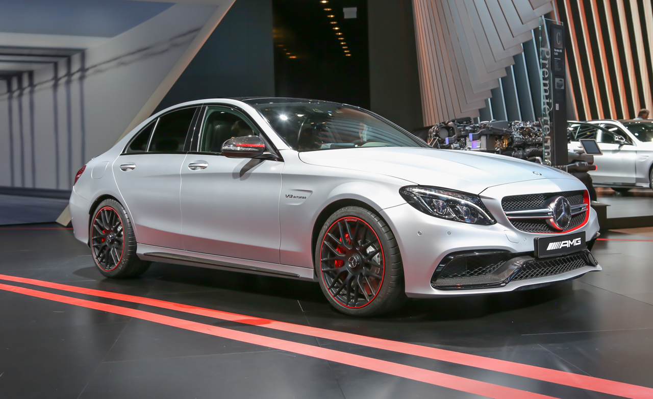 Trending On Net 187 2015 Mercedes Amg C63 And C63 S Review