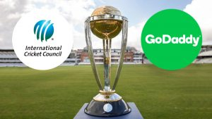 GoDaddy becomes official sponsor of 12th ICC Men's Cricket World Cup 2019