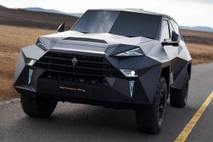 Meet Karlmann King: World's Most Expensive Bulletproof SUV; price tag of $2.2 Million