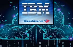 International Business Machines Corp, IBM, IBM Corp, Bank Of America Corp, Cathy Bessant, Capital One Financial Corp, IBM Cloud, Financial Cloud, Industry Specific Cloud, Financial Services, fintech, Cloud Native, Cloud Computing, Cloud Security